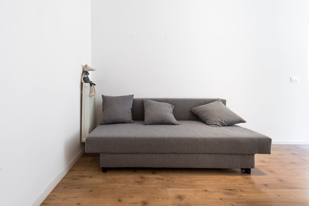 Il divano letto