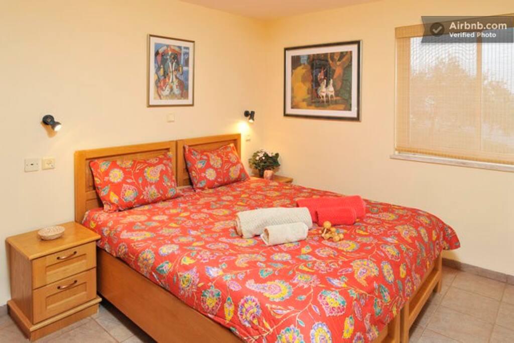 SUITE 7- Bed room