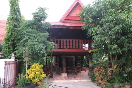 Teak House  Chiang Mai - Chiang Mai - Ev