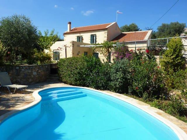 Villa Vigla, Samonas, Crete - Chania - Casa