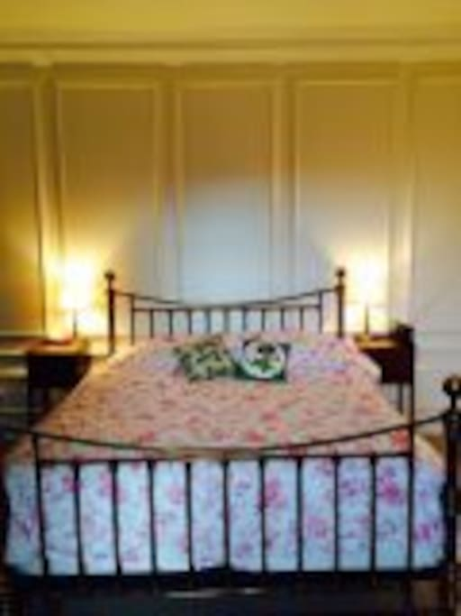 The Laird's Bedroom