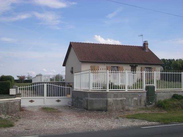 Maison en Baie de Somme, proche mer - Pendé - House