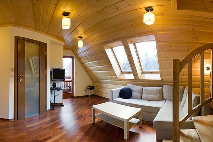 VisitZakopane Apartment/WIFI/Balcony - 扎科帕內 - 公寓