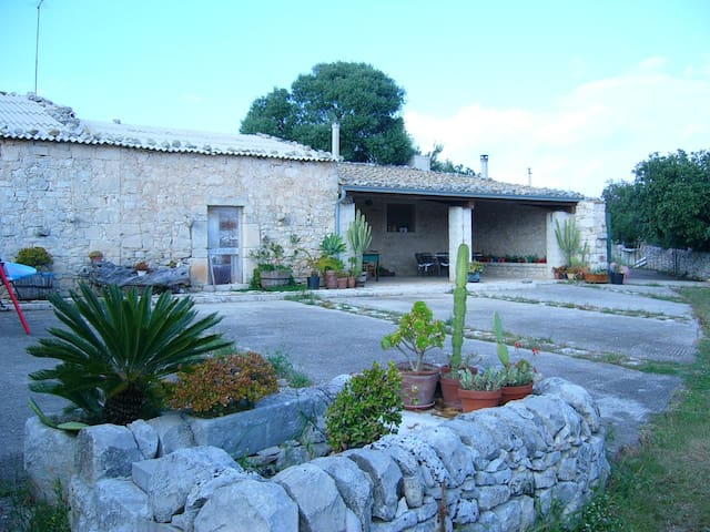 Casa Zinnafondo Ragusa - Sicilian countryside - Рагуза - Дом