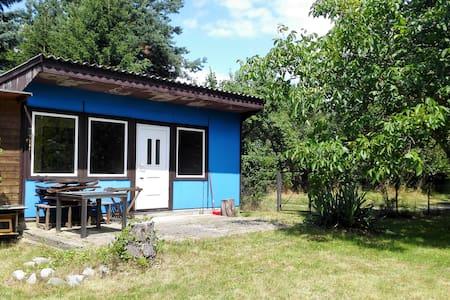 Blaues Wunder in Ladeburg - Bernau bei Berlin