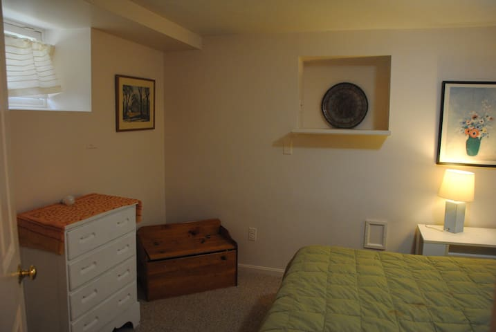 Cozy apartment- quiet neighborhood - Baltimore - Apartamento