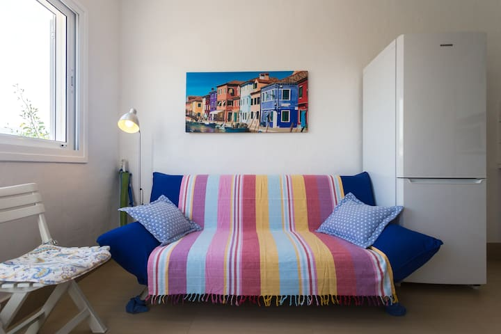 Quiet apartment in La Graciosa Island - Caleta del Sebo - Pis