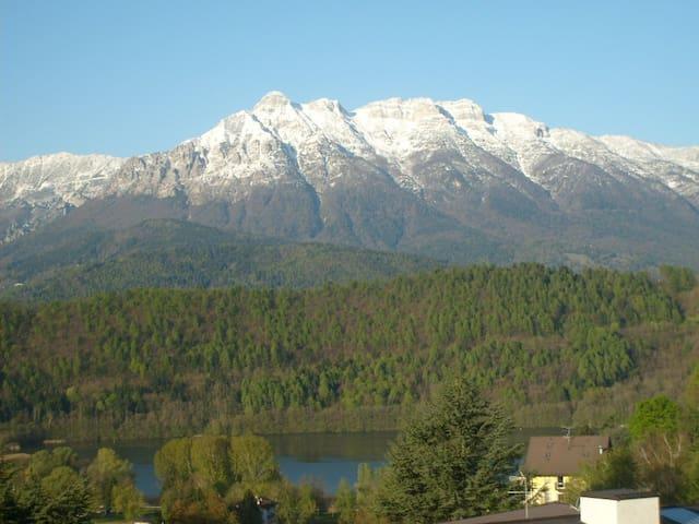 Trentino atur leg, mountain, term - Levico Terme - Apartamento