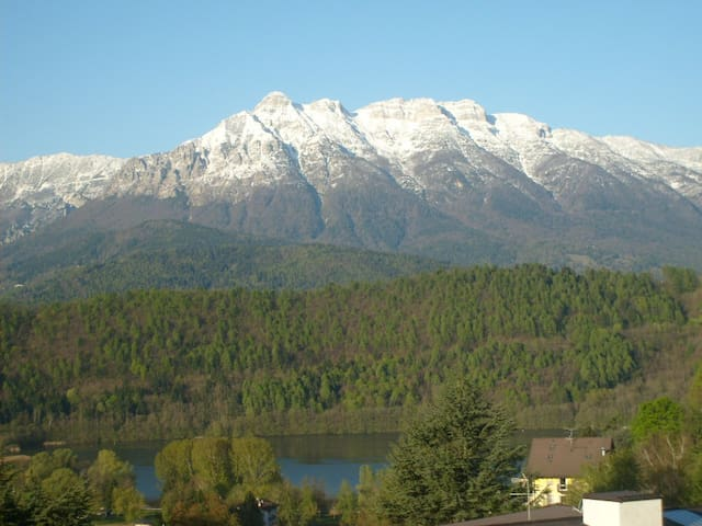 Trentino atur leg, mountain, term - Levico Terme - Appartement