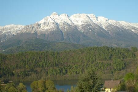 Trentino atur leg, mountain, term - Levico Terme