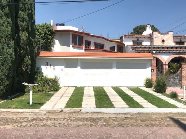 Casa Arboledas
