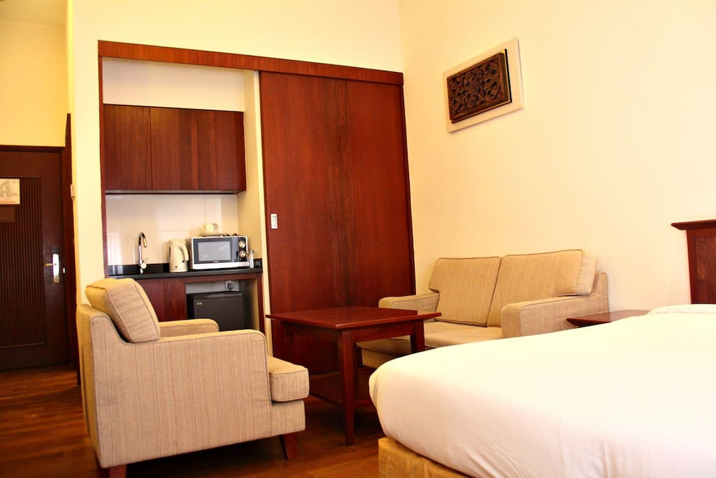 Pulai Springs Resort, Studio apartment short stay