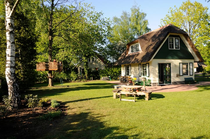Beautiful cottage Overijssel,  - Heeten - 公寓