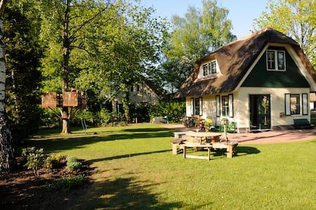Beautiful cottage Overijssel,  - Heeten - Apartamento