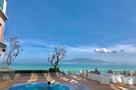 Charming ocean balcony suite - Thành phố Nha Trang - Wohnung