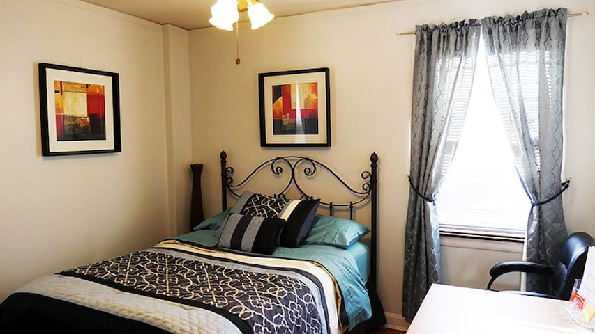 Private Cozy Bedroom, 15 Min From O'Hare