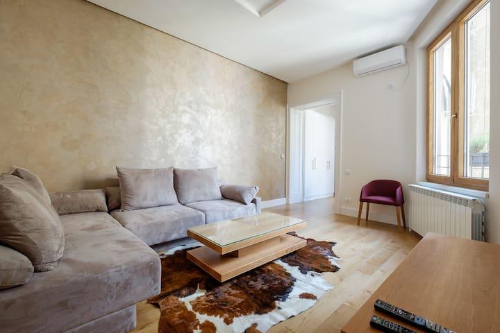 City Center Apartments Chestnut House - Beograd - Apartemen