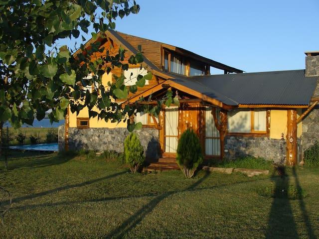 Cabaña muy cerca de Villa Gral Belgrano - Los Reartes - Srub