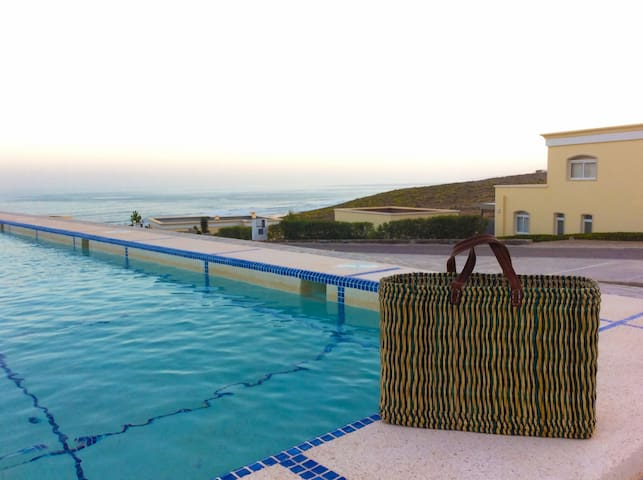Stunning apartment Ocean View & Pool @ Aglou Beach - Tiznit - Appartement