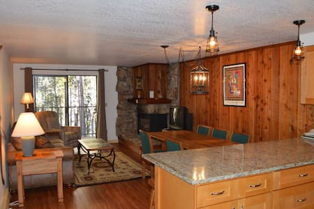 Beaver Village Condominiums - 1BR Condo Gold #1022R