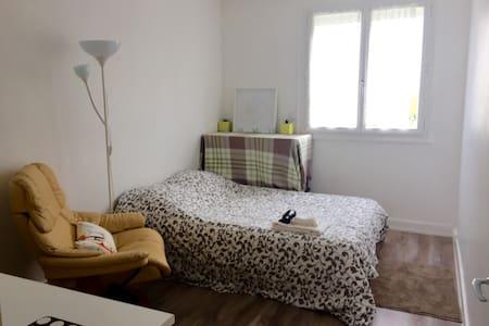chambre proche la centre de nantes - Rezé - Apartment