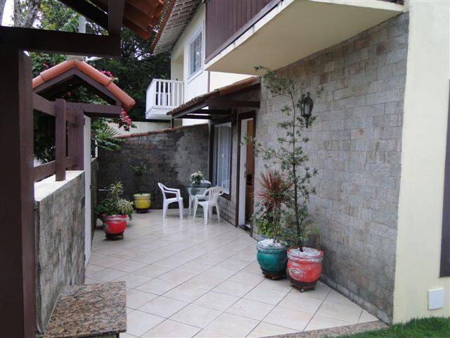 front balcony - varanda frente
