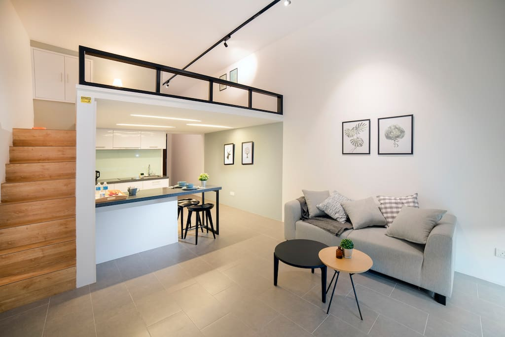 Enjoy your holiday at our Luxury Modern Loft Suite, come as a guest left as a friend :)
