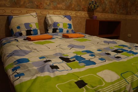 Spacious room for 2 in very center of Riga - Riga