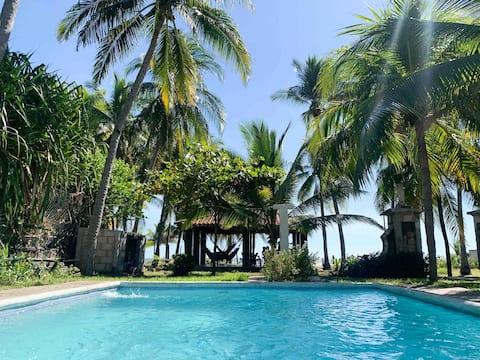 Playa El Cuco, El Salvador, Rancho Mar y Cielo