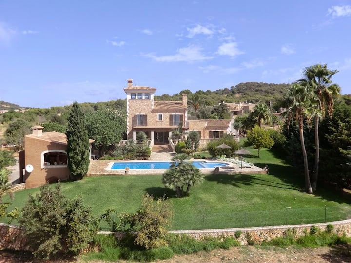 Can Palleta - Villa para 10 personas en el paraíso