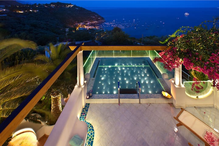 Villa Torres luxury time by the sea - Nerano - Hus