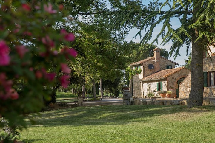 Agriturismo La Manonera Cottage for 2 people