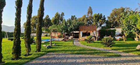 Casa de campo Villa Alem- Quilmaná