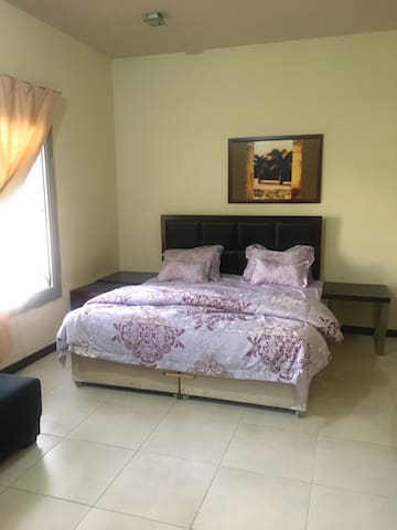 1BHK in the heart of the city with Gym. - Doha - Apartmen