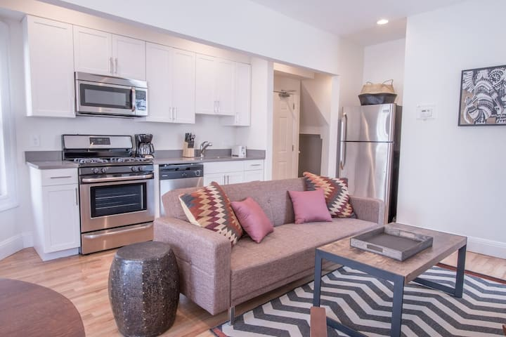 Hip 1BR in Allston - Boston - Wohnung
