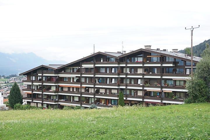 Beautiful penthouse & large terrace