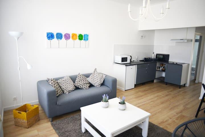 Appartement T2 deuxième étage