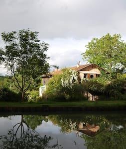 "Suite Lotus - Eco ""Gite au jardin"" - Meilhan-sur-Garonne - Bed & Breakfast - 2"