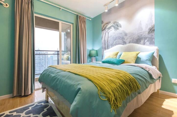清新特色兩房 舒適溫馨