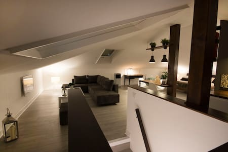 Intimate loft...rest, privacy and special dinners. - Gandia Auzoa - Loft - 2