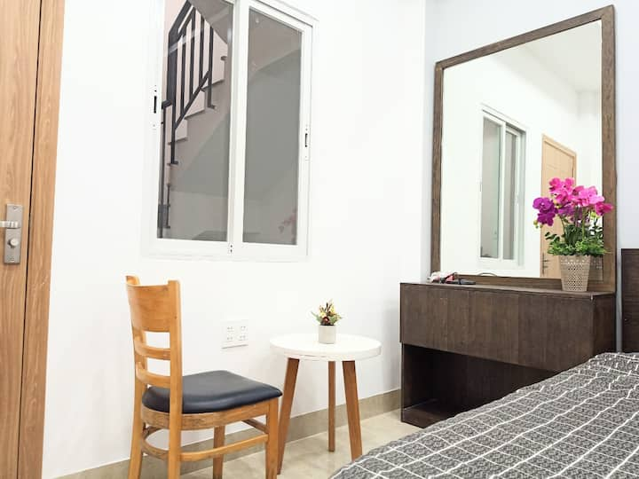 SUPER HOST w The BEST OFFER: NEW APT in D3@FULLY!