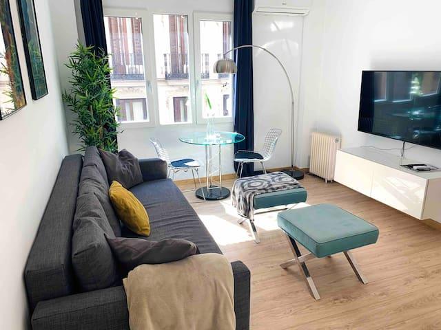 ^Excelente Apartamento^CENTRO /GRAN VIA/SOL-