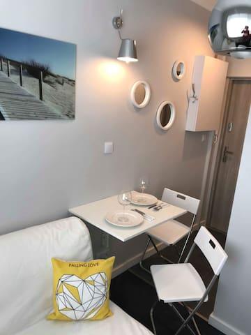 Mini Studio SUN Świętojańska w centrum Gdyni