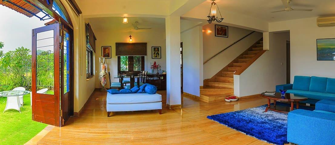 Luxury 3bhk Villa,with private pool - Saligao - Villa