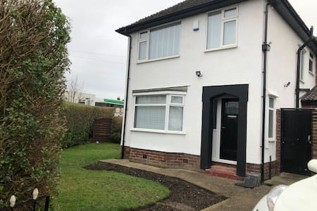 New - refurbished house Bebington / Port Sunlight