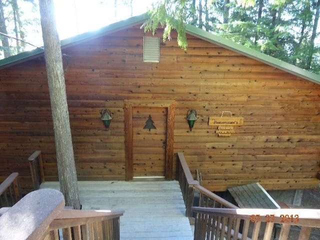 Beautiful Lake Front Cabin Priest Lake Idaho - Coolin - House