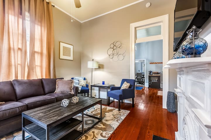 Uptown Home in Superb Location