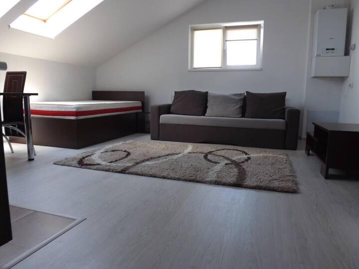 Apartment, 35 square meters, near UMF, Cluj-Napoca