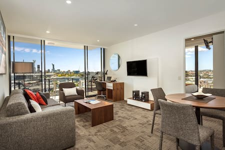 Woolloongabba Residences One Bedroom Apartment