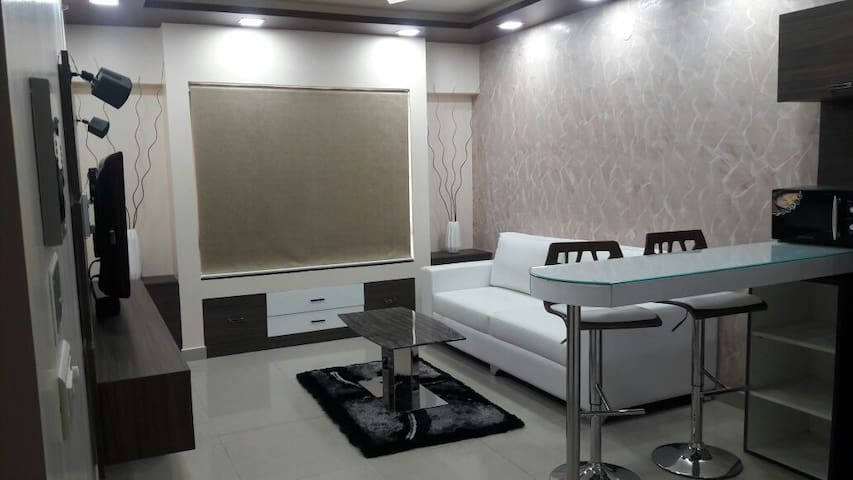 Entire 1BHK Studio Apartment in Pune Hinjewadi